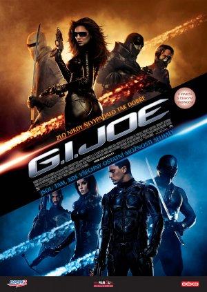 G.I. Joe: The Rise of Cobra 3543x5000