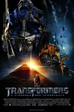 Transformers: Die Rache 350x526