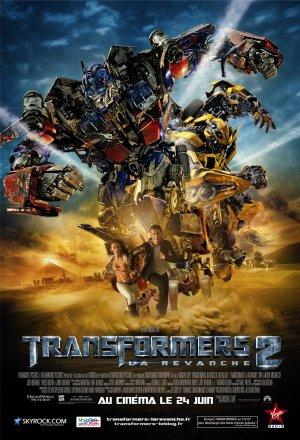 Transformers: Die Rache 2835x4157