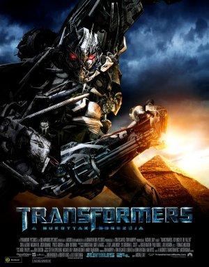 Transformers: Die Rache 2000x2556