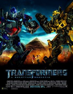 Transformers: Die Rache 2000x2555
