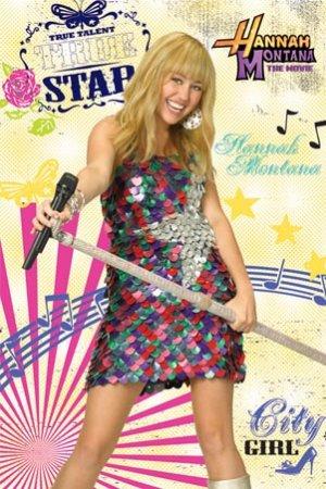 Hannah Montana: The Movie 301x452