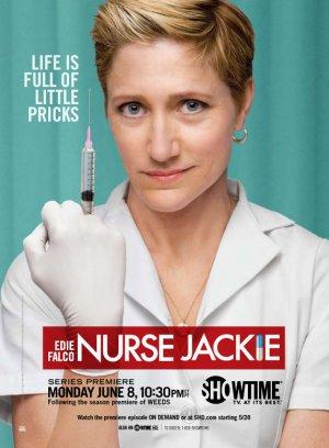 Nurse Jackie - Terapia d'urto 572x778
