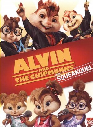 Alvin and the Chipmunks: The Squeakquel 450x611