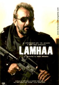Lamhaa: The Untold Story of Kashmir poster