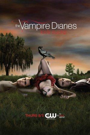 The Vampire Diaries 800x1200