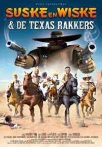 Suske en Wiske: De Texas rakkers poster