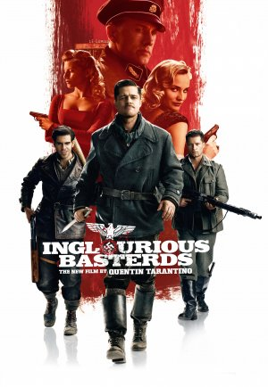 Inglourious Basterds 3453x5000