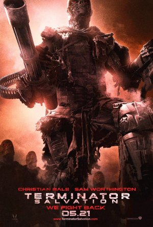 Terminator Salvation 1621x2400