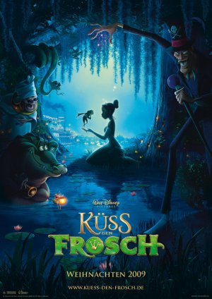The Princess and the Frog 2480x3507
