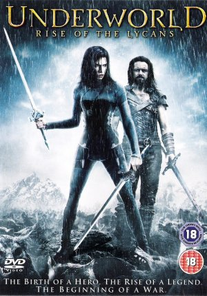 Underworld: Rise of the Lycans 1001x1434