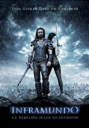 Underworld: Rise of the Lycans 1110x1599
