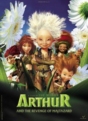 Arthur et la vengeance de Maltazard 3100x4223