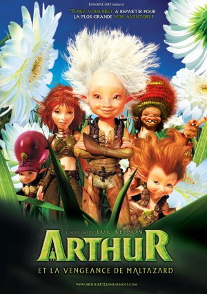 Arthur et la vengeance de Maltazard 951x1350