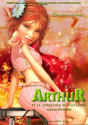 Arthur et la vengeance de Maltazard 1530x2175