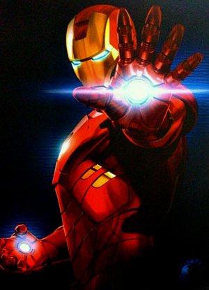Iron Man 2 535x740