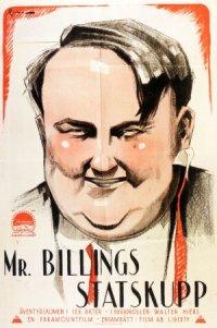 Mr. Billings Spends His Dime poster