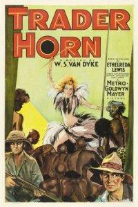 Trader Horn poster