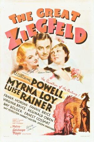The Great Ziegfeld 1819x2750