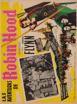 The Adventures of Robin Hood 1105x1500