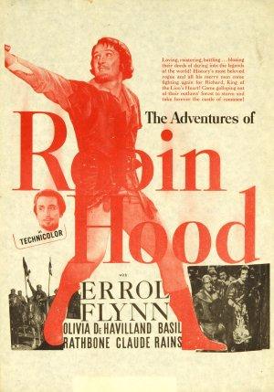 The Adventures of Robin Hood 1500x2143