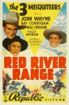 Red River Range Poster