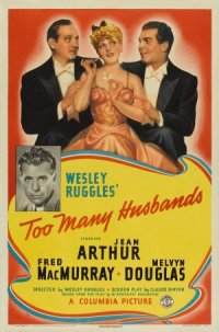 Too Many Husbands poster