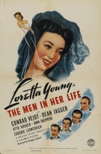 The Men in Her Life poster