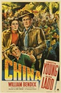 China poster