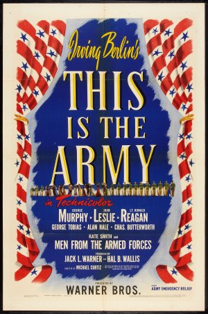 This Is the Army Poster