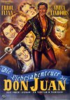 Adventures of Don Juan Poster