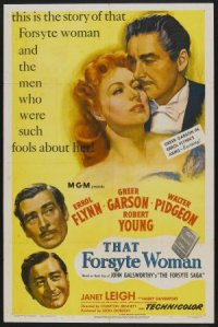 That Forsyte Woman poster