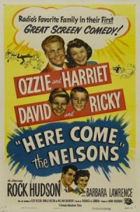 Here Come the Nelsons poster