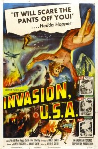 Invasion, U.S.A. poster