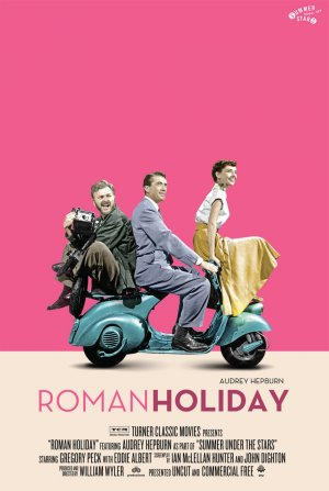Roman Holiday 1000x1490