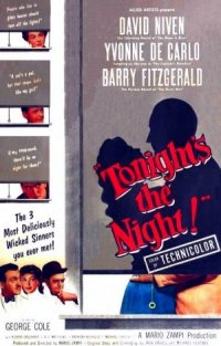 Tonight's the Night poster