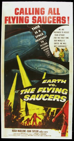 Earth vs. the Flying Saucers 1000x1885