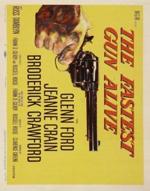 The Fastest Gun Alive 520x661