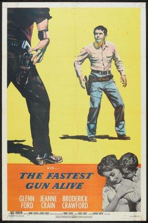 The Fastest Gun Alive 1701x2563