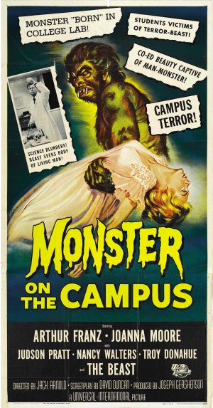 Monster on the Campus 2618x5000