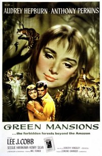 Green Mansions poster