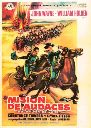 The Horse Soldiers 708x1000