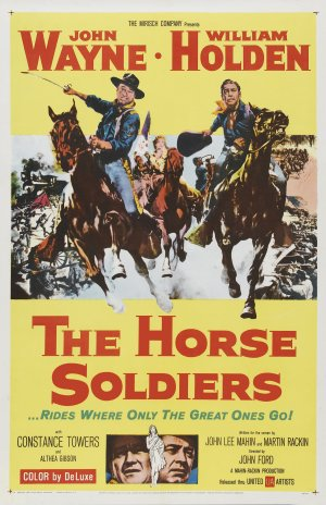 The Horse Soldiers 1940x3000