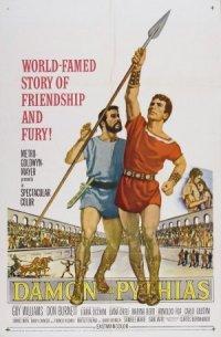 Damon and Pythias poster