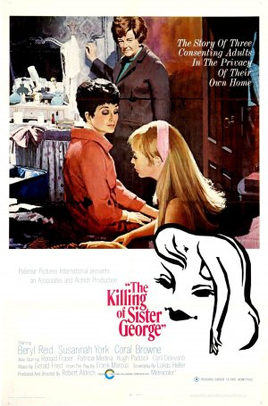 The Killing of Sister George Poster