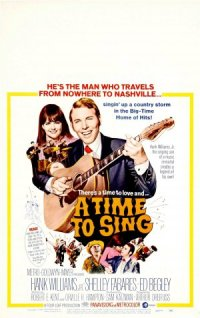 A Time to Sing poster