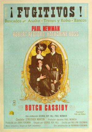 Butch Cassidy and the Sundance Kid 1900x2700