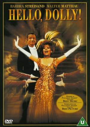 Hello, Dolly! 570x800