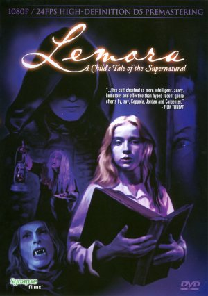 Lemora: A Child's Tale of the Supernatural Cover