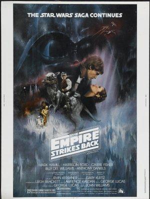 Star Wars: Episodio V - El Imperio contraataca 2260x3000